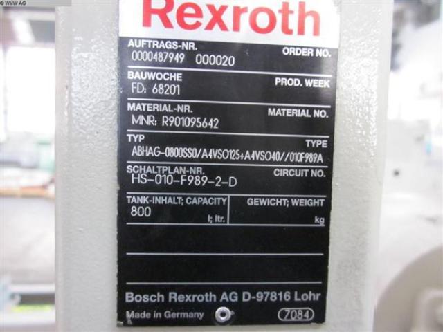 REXROTH Hydraulikaggregat ABHAG-0800SS0 - 5