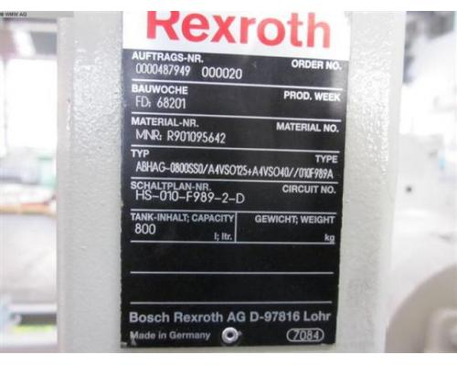 REXROTH Hydraulikaggregat ABHAG-0800SS0 - Bild 5