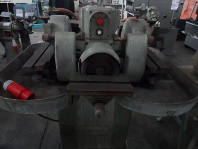 ELBTALWERK Stähleschleifmaschine SLWSt 640 L - 1