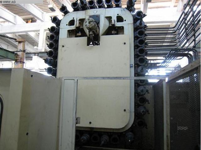 WMW WEMA AUERBACH Bearbeitungszentrum - Horizontal CW 400 - 4