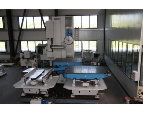 UNION CHEMNITZ Tischbohrwerk KCUX 130 CNC 840 D - Bild 1