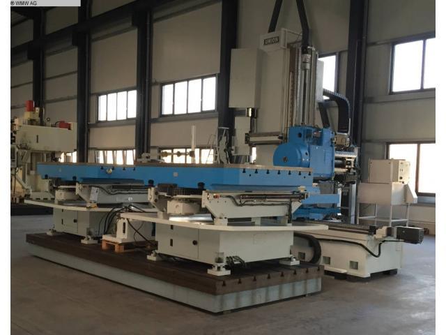 UNION CHEMNITZ Tischbohrwerk KCUX 130 CNC 840 D - 3