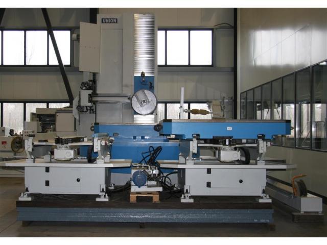 UNION CHEMNITZ Tischbohrwerk KCUX 130 CNC 840 D - 6