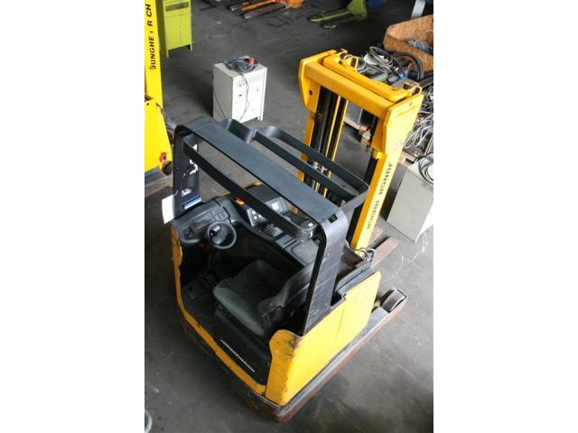 JUNGHEINRICH Gabelstapler - Elektro ETU 14 GE 530 DZ - 1