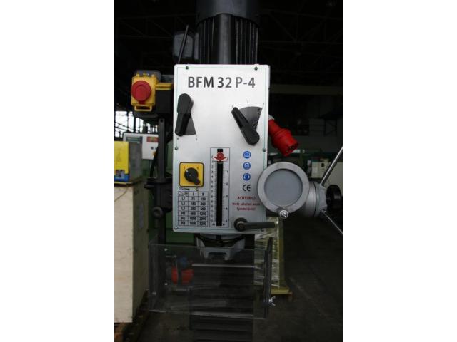 HUBERTS Bohr- und Fräsmaschine BFM 32-P4 - 2