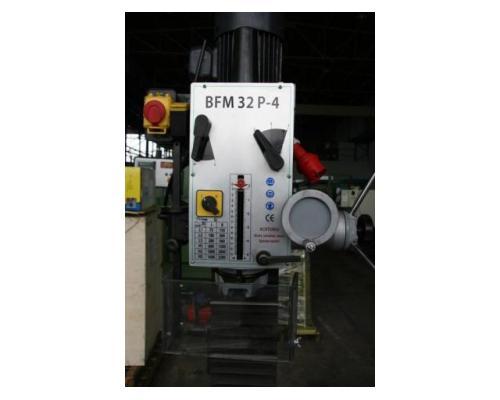 HUBERTS Bohr- und Fräsmaschine BFM 32-P4 - Bild 2