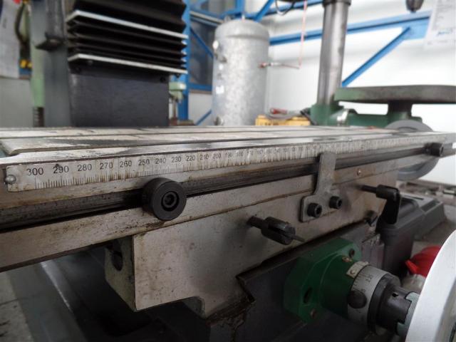 HUBERTS Bohr- und Fräsmaschine BFM 32-P4 - 3