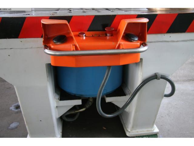 TACI ARRASATE Einständerexzenterpresse PR. 125 - 5