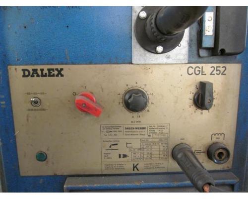 DALEX Schweißanlage CGL 252 - Bild 3