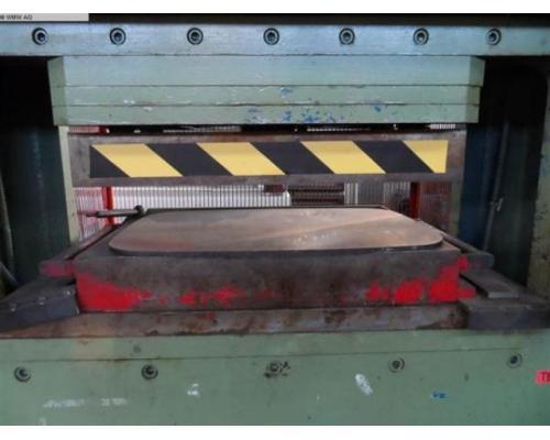 ANTRIM HYDRAULICS Prägepresse - Zweiständer - hydraulisch Embosing Press - Bild 3