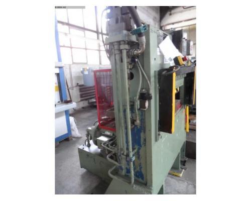 ANTRIM HYDRAULICS Prägepresse - Zweiständer - hydraulisch Embosing Press - Bild 5