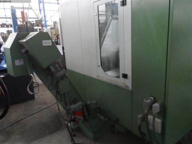 TRAUB Bearbeitungszentrum - Vertikal TVC 200P - 2