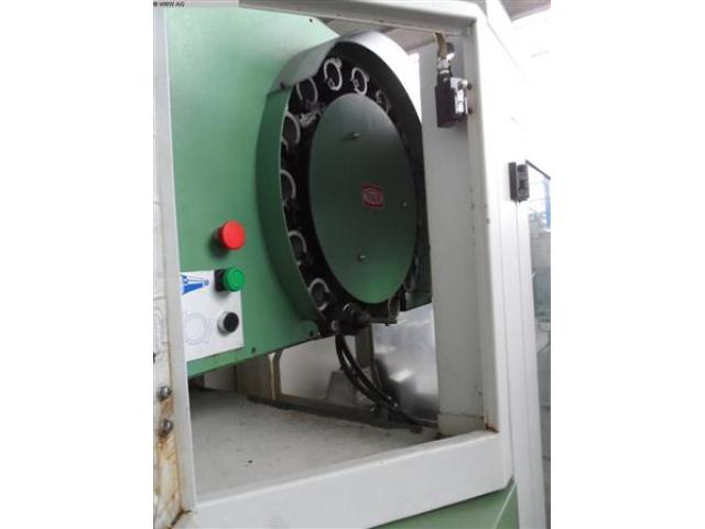 TRAUB Bearbeitungszentrum - Vertikal TVC 200P - 4