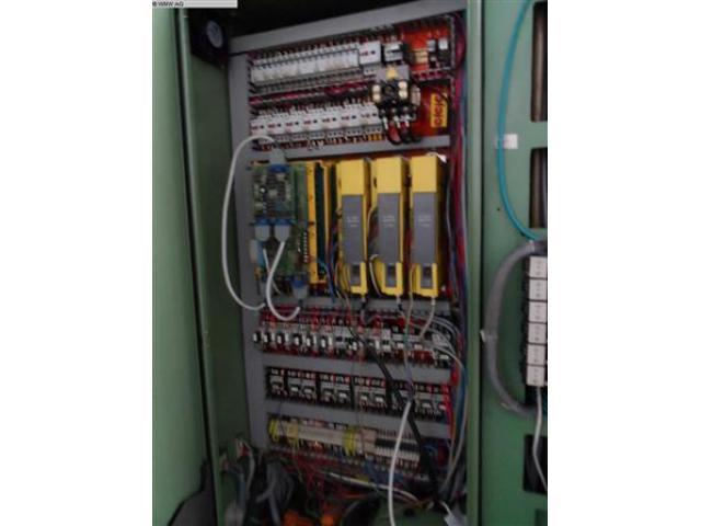 TRAUB Bearbeitungszentrum - Vertikal TVC 200P - 6