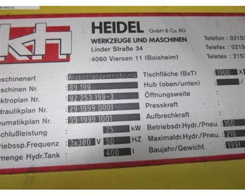HEIDEL Stanz-Scher-Anlage MB W 140 OP 4 - Bild 6