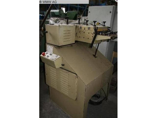 WMW - BAD SALZUNGEN Vorschubrichtmaschine MAR 250/2 - 1