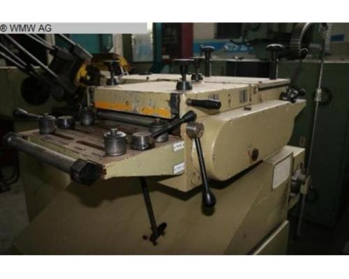 WMW - BAD SALZUNGEN Vorschubrichtmaschine MAR 250/2 - Bild 3