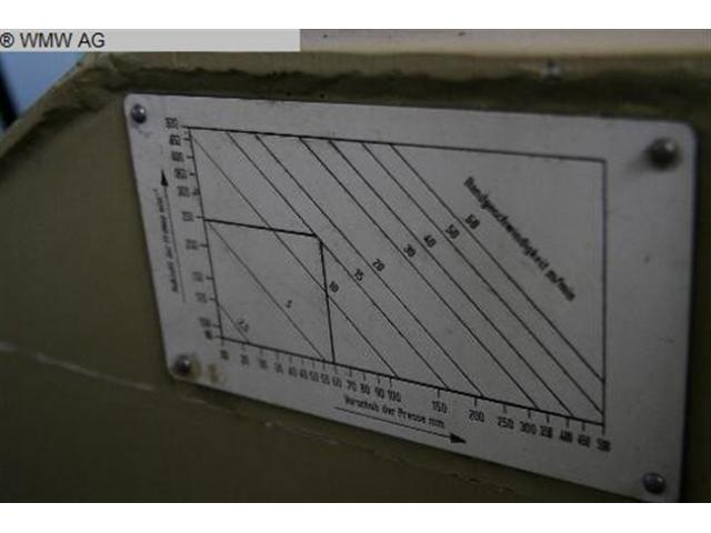 WMW - BAD SALZUNGEN Vorschubrichtmaschine MAR 250/2 - 6