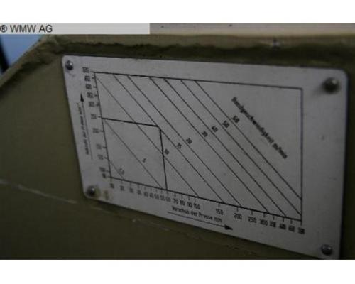 WMW - BAD SALZUNGEN Vorschubrichtmaschine MAR 250/2 - Bild 6