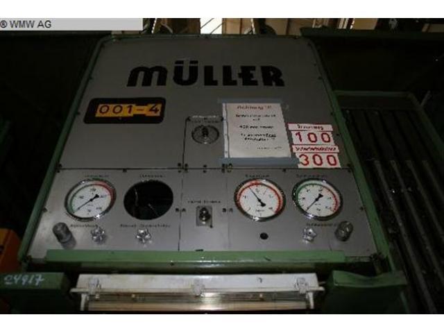 MÜLLER Einständerpresse - Hydraulisch CAZ 200 - 2
