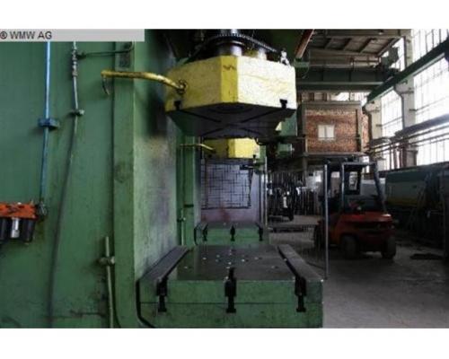 MÜLLER Einständerziehpresse - Hydraulisch CAZ 250.3.1 - Bild 4