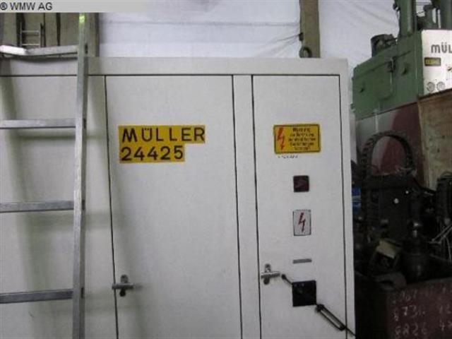 MÜLLER Einständerziehpresse - Hydraulisch CAZ 250.3.1 - 5