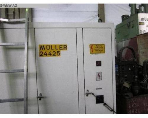 MÜLLER Einständerziehpresse - Hydraulisch CAZ 250.3.1 - Bild 5