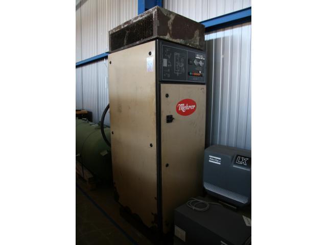 MEHRER Kolbenkompressor F 37-10 - 1