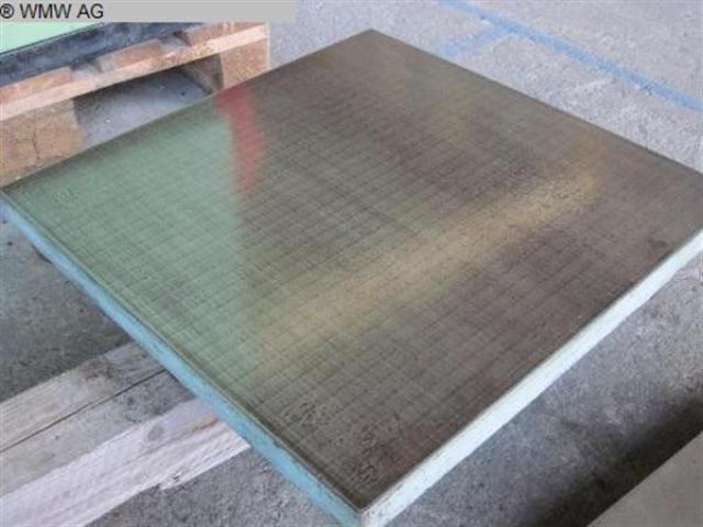 WMW Anreißplatte AP 500x500 - 1