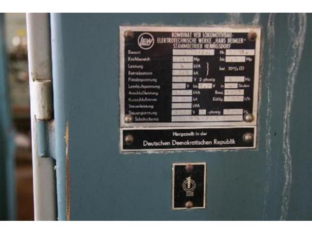 LEW Punktschweißmaschine P 50 - 3