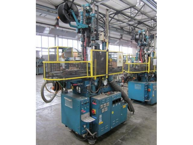 BOY GMBH Spritzgiessmaschine - Sondermaschine 15 S V V - 1