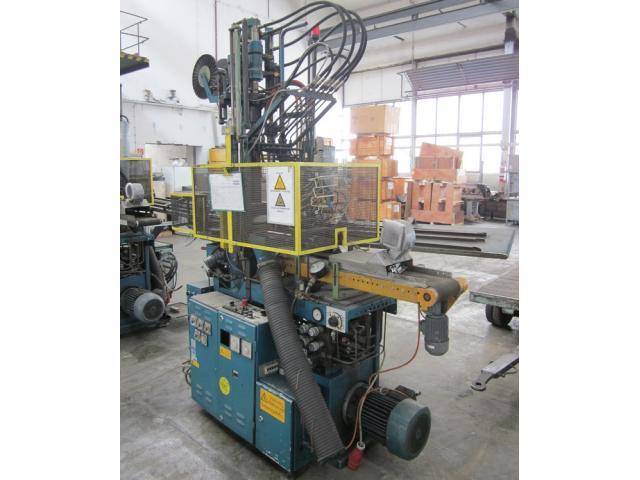 BOY GMBH Spritzgiessmaschine - Sondermaschine 15 S V V - 2
