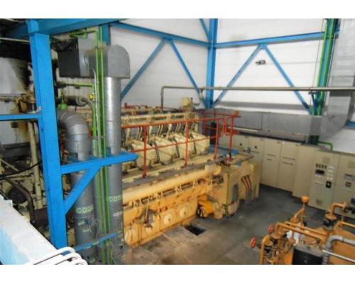 BHKW MARBACH Generator Kraftwerk - Bild 2