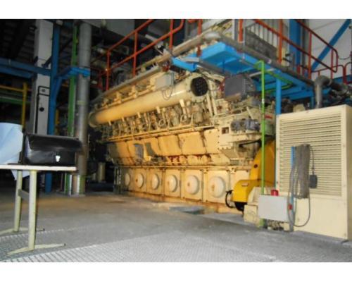 BHKW MARBACH Generator Kraftwerk - Bild 3