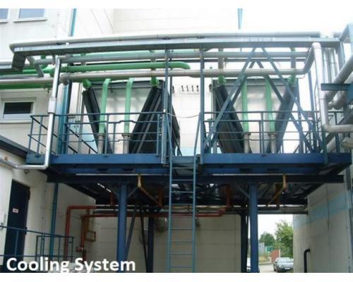 BHKW MARBACH Generator Kraftwerk - Bild 4