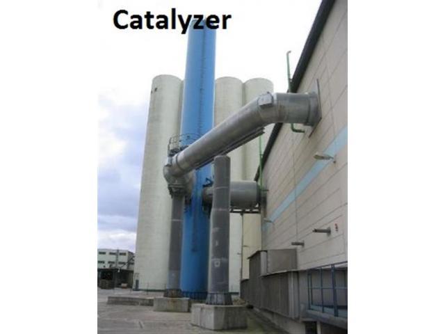 BHKW MARBACH Generator Kraftwerk - 5