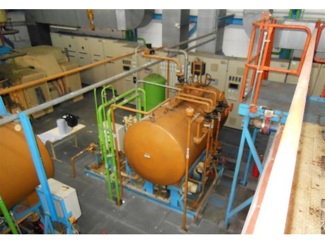 BHKW MARBACH Generator Kraftwerk - 6