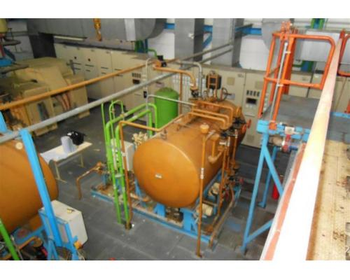 BHKW MARBACH Generator Kraftwerk - Bild 6