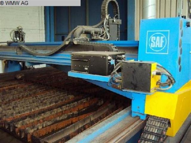 SAF CNC Plasma-Schneidanlage HP 120 nertajet - 2