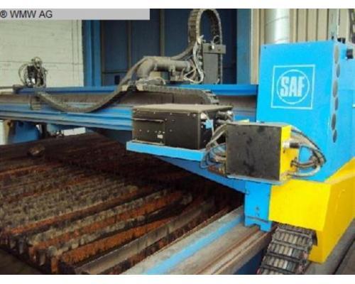 SAF CNC Plasma-Schneidanlage HP 120 nertajet - Bild 2