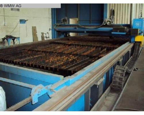SAF CNC Plasma-Schneidanlage HP 120 nertajet - Bild 3