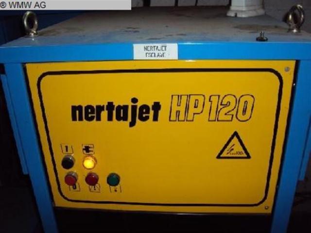 SAF CNC Plasma-Schneidanlage HP 120 nertajet - 4