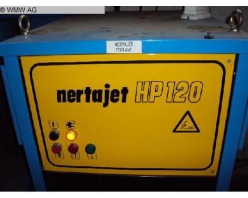 SAF CNC Plasma-Schneidanlage HP 120 nertajet - Bild 4