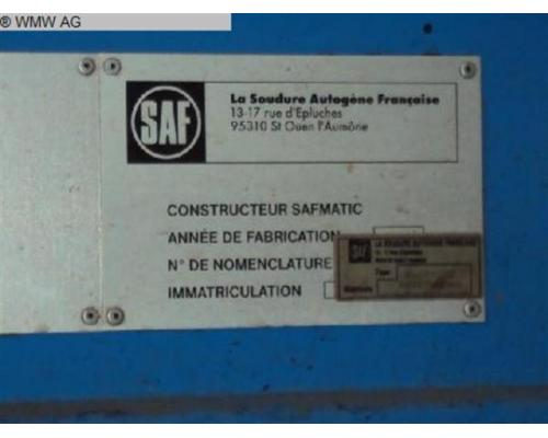 SAF CNC Plasma-Schneidanlage HP 120 nertajet - Bild 5