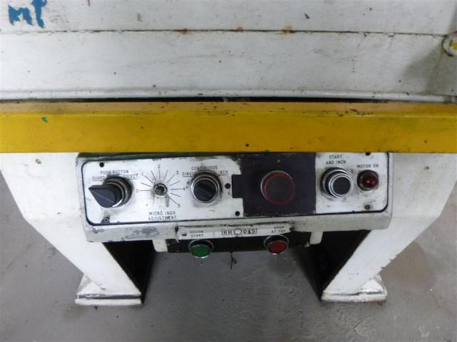 RHODES WAKEFIELD LTD. Doppelständerexzenterpresse RF 100 - 5