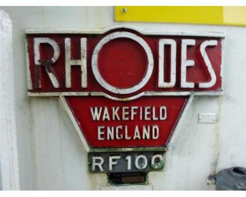 RHODES WAKEFIELD LTD. Doppelständerexzenterpresse RF 100 - Bild 6