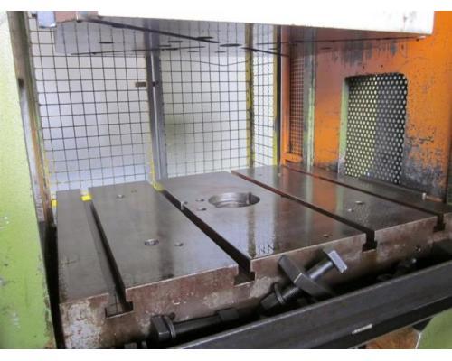 HANS SCHOEN hydraulische Doppelständer (zieh) presse UTE-B 160 - Bild 5