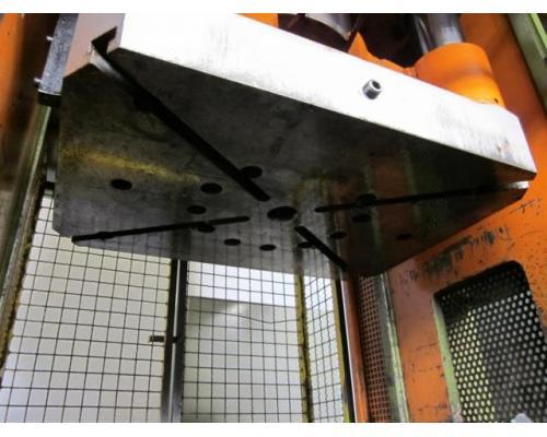 HANS SCHOEN hydraulische Doppelständer (zieh) presse UTE-B 160 - Bild 6