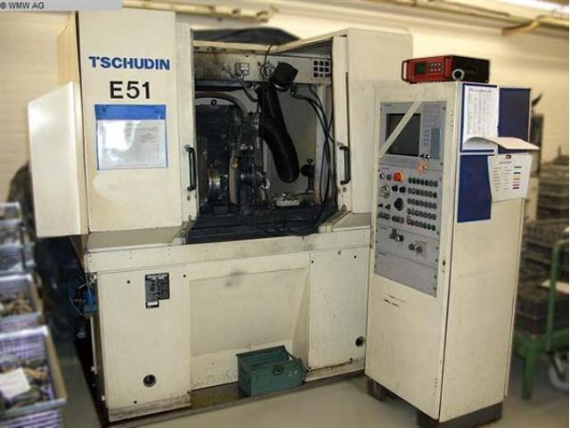 TSCHUDIN Rundschleifmaschine - Einstich TL 25 A - 1
