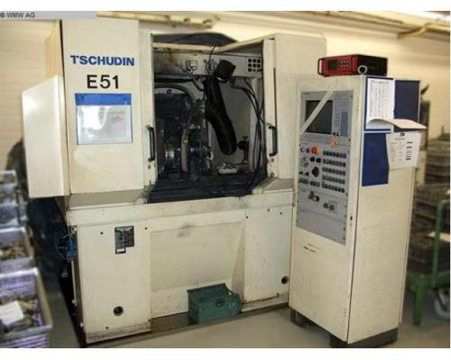 TSCHUDIN Rundschleifmaschine - Einstich TL 25 A - Bild 1